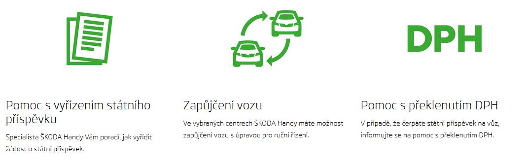Skoda Handy Auto Podbabska