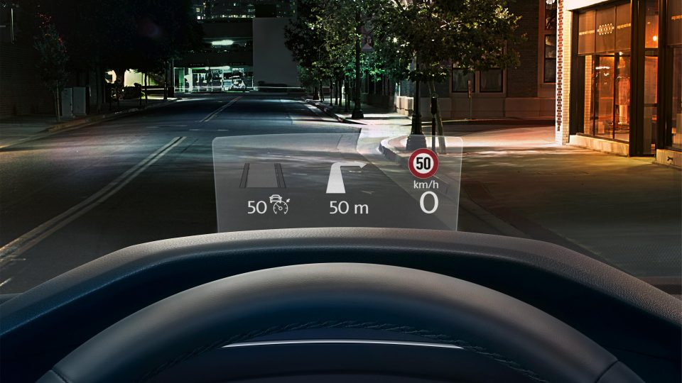 "Volkswagen Tiguan Allspace - komfort ""Head-up-Display"""